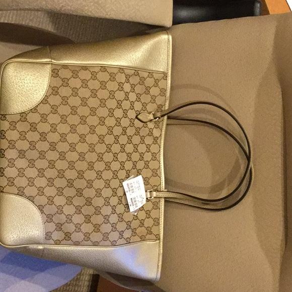 76330b8616ac Gucci Bags | Original Borsa Bree Gg Tote Bag | Poshmark